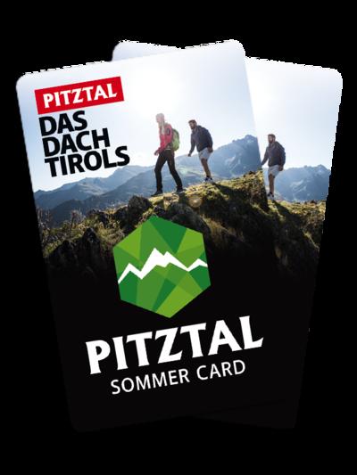 Sommer Card Pitztal