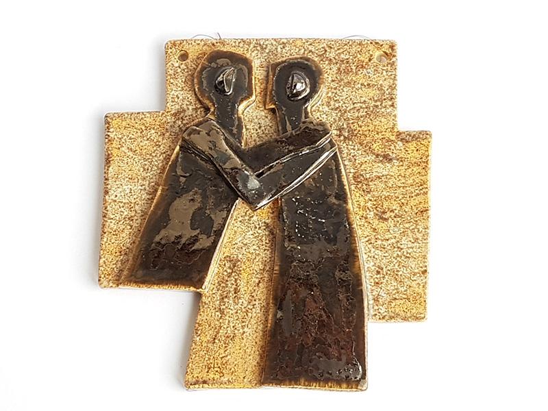 Kreuz mit Abbildung